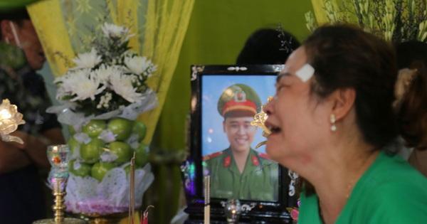 Hai chiến sĩ công an hy sinh: Bát mì tôm ăn dở của trung sĩ tuổi 23