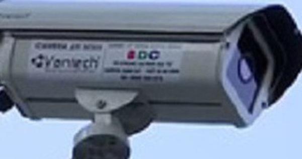 """Công an Hà Nội bổ sung camera """"phạt nguội"""" trên nhiều tuyến đường"""