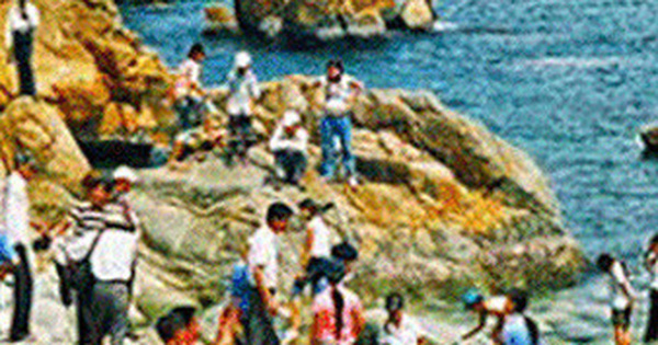 3 du khách đuối nước khi tắm biển ở Quy Nhơn