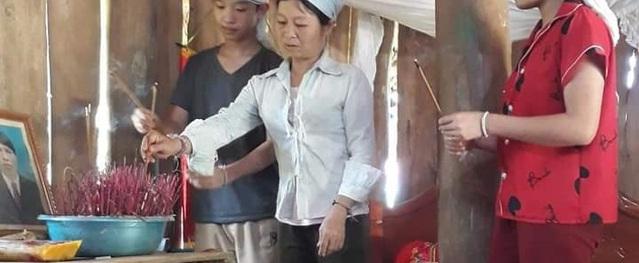 Chồng vừa mất vì suy thận, vợ và con trai cùng bị bệnh tim không có tiền chạy chữa