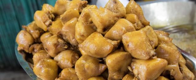 """Đây là bộ phận độc, chứa nhiều ký sinh trùng nhất của con gà nhưng nhiều người vẫn ăn như món """"khoái khẩu"""""""