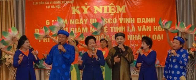 Nhân 'Ngày Di sản Văn hóa Việt Nam': Bảo tồn và lan tỏa giá trị của làn điệu dân ca Ví, Giặm Nghệ Tĩnh
