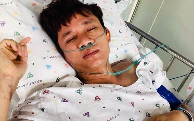 Nước mắt người mẹ già khi con cả vừa mất, con út đã  phải nhập viện vì u não