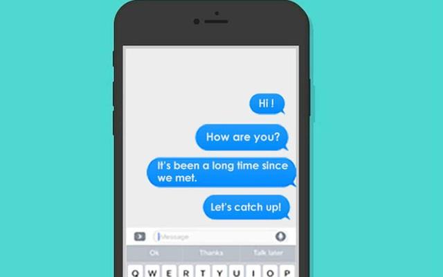 Thói quen khi nhắn tin tiết lộ bạn là con người như thế nào