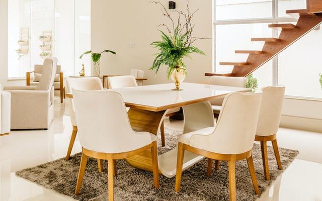 3 lưu ý giúp bạn chọn được bàn ăn phù hợp theo chuẩn phong thủy, điều số 3 cực quan trọng nhiều người bỏ qua khiến tài vận suy giảm