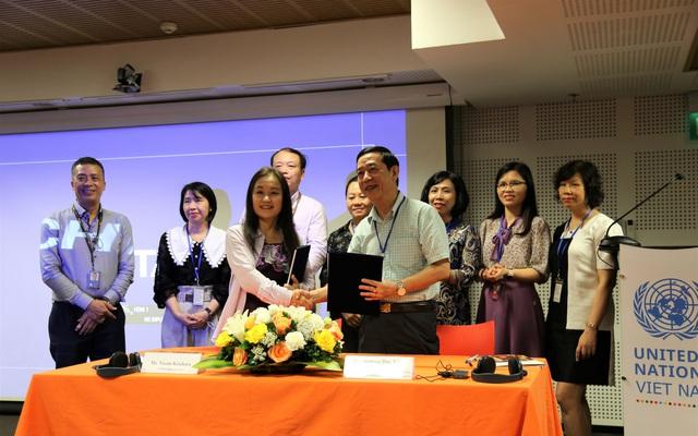 UNFPA tiếp tục cung ứng thiết bị y tế cho Việt Nam đảm bảo dịch vụ chăm sóc sức khỏe sinh sản không bị gián đoạn bởi thiên tai