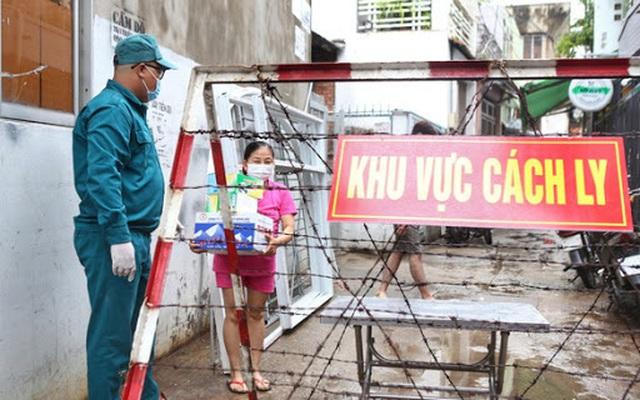 Bản tin COVID-19 sáng 30/7: Thêm gần 5.000 ca mới, riêng Hà Nội 63 bệnh nhân