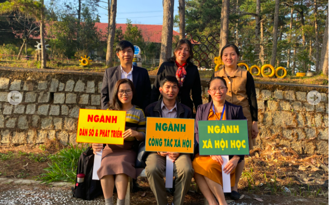 Đại học Đà Lạt tuyển sinh hệ chính quy chuyên ngành Dân số và Phát triển