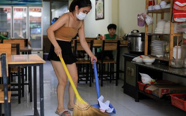 Lý do đằng sau việc hàng quán ở Sài Gòn không mặn mà mở cửa dù đã được phép kinh doanh trở lại