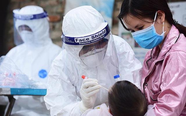 Ổ dịch mới nhất Hà Nội phát hiện 4 ca mắc COVID-19, Thủ đô thêm 22 người nhiễm