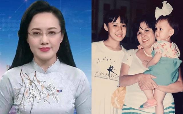 Mẹ ruột BTV Hoài Anh mạnh mẽ động viên con gái dù sống giữa tâm dịch Sài Gòn