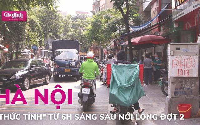 Người dân Hà Nội thức từ 6h sáng để tránh tắc đường