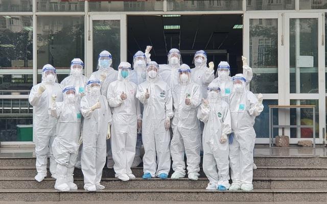 Hơn 18.000 bệnh nhân COVID-19 Bệnh viện dã chiến số 1 TP HCM được xuất viện