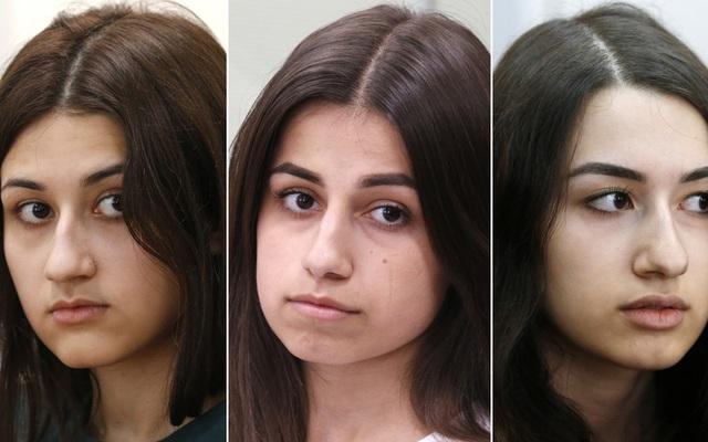 Vụ án ba chị em giết bố ở Nga: Cả ba có thể được tuyên trắng án
