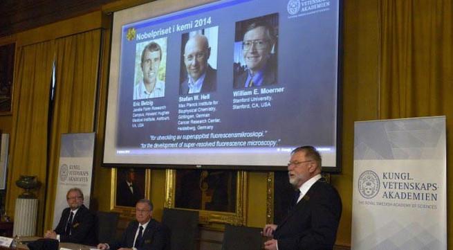 Giải Nobel năm nay được trao cho những ai?