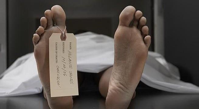 Kinh sợ xác chết bỗng nhiên sống lại