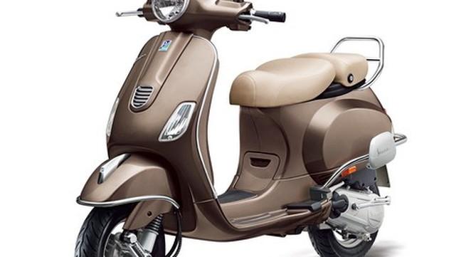 Phát thèm với Vespa mới giá 27 triệu tại Ấn Độ