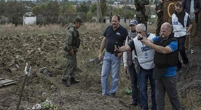 Chấn động: Mất nội tạng một số nạn nhân trong ngôi mộ tập thể ở Donetsk