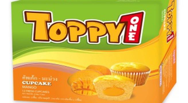 Sức hút khó cưỡng từ bánh Toppy1 mới