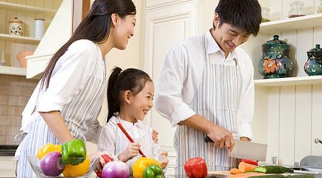 Mẹo hay giúp bạn cân đối giữa việc nhà và việc công ty