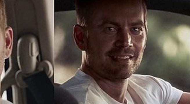 Quá trình 'tái tạo' Paul Walker trong 'Fast & Furious 7'