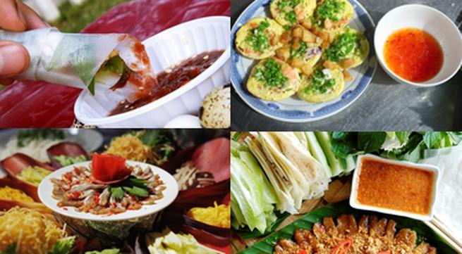 Những món ngon trứ danh của đất Bình Thuận