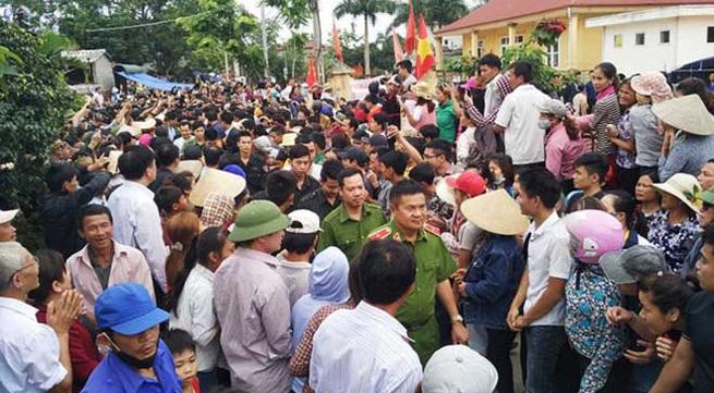 Thanh tra Hà Nội kiến nghị thu hồi đất sân bay Miếu Môn bị lấn chiếm trái phép