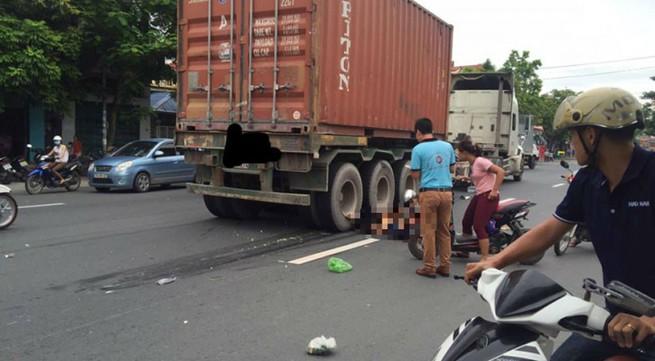 Hải Phòng: Một người phụ nữ đã tử vong dưới bánh xe tử thần