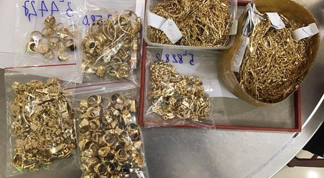 Vụ 9X trộm hơn 230 lượng vàng: Giao nộp thêm hơn 200 lượng