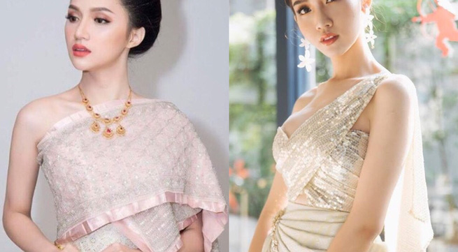 Đỗ Nhật Hà đang đi những bước tương đồng với Hương Giang tại Hoa hậu Chuyển giới quốc tế?