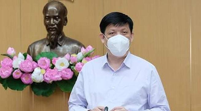 Bộ trưởng Bộ Y tế đề nghị Bộ Quốc phòng cử thêm lực lượng hỗ trợ Tiền Giang, Kiên Giang chống dịch