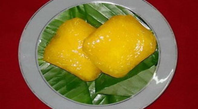 Ghé Đình Bảng, nếm bánh phu thê
