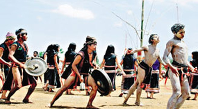 Dịp Quốc khánh 2/9: Ngày hội văn hóa Tây Nguyên tại Hà Nội