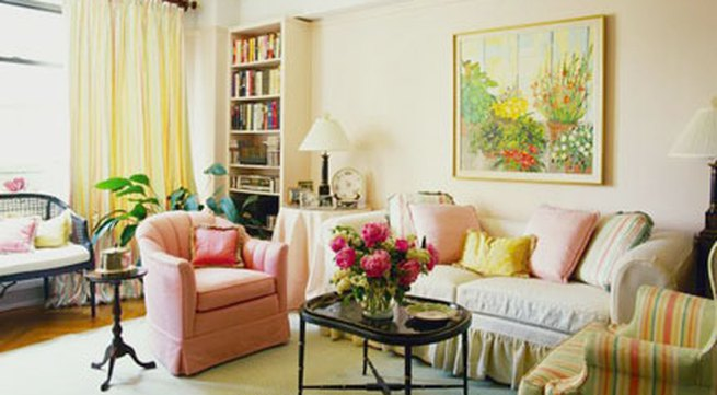 Chọn hoa phù hợp với từng không gian trong nhà