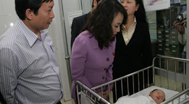 BV Phụ sản TƯ lắp camera giám sát sau vụ bắt cóc bé sơ sinh