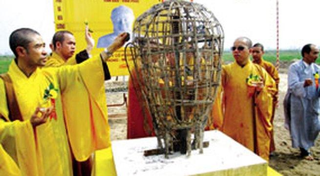 Khám phá pho tượng Phật cao nhất Đông Nam Á