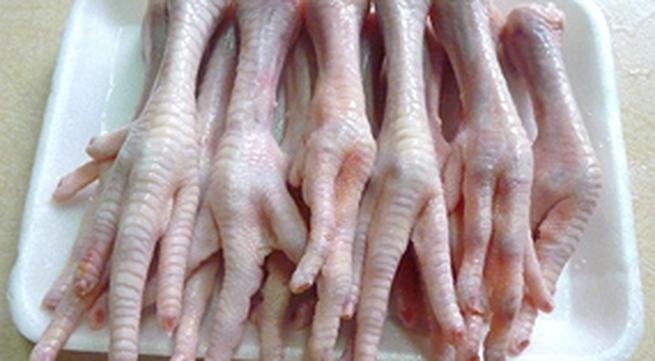 Kết quả hình ảnh cho cách chọn chân gà
