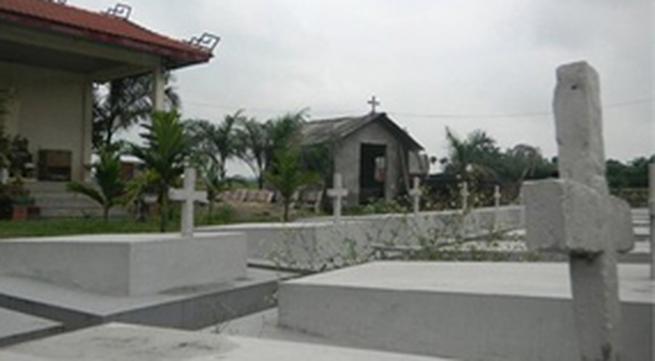 Nghĩa trang 5 vạn hài nhi