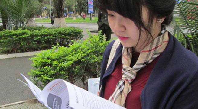 Tuyển sinh ĐH, CĐ năm 2014: Ngó lơ khối C và ngành Sử