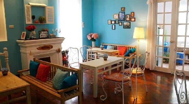 Những quán cafe phong cách vintage ở Hà Nội