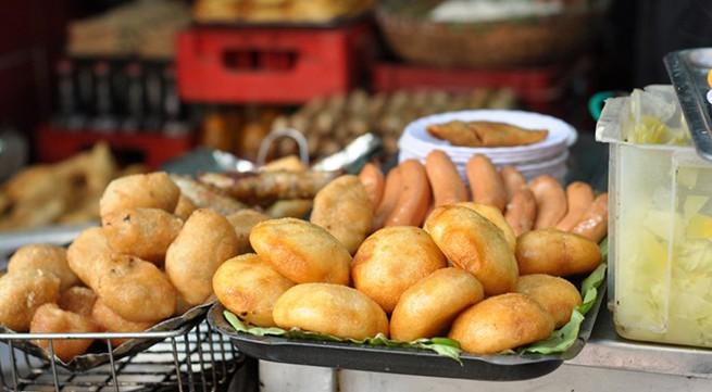 4 quán bánh rán 'trứ danh' ở Hà Nội