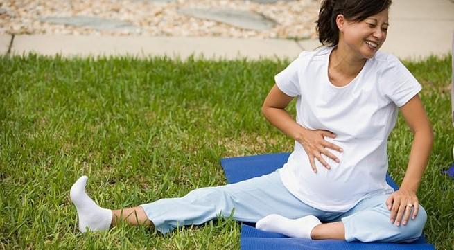 Top lưu ý quan trọng khi tập thể dục trong thai kỳ
