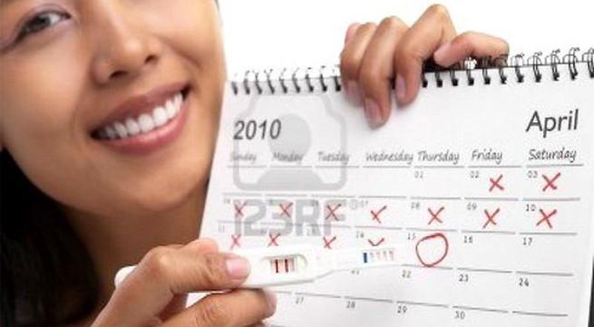 Vợ chồng 'gặp nhau' ngày nào trong tháng để thụ thai?