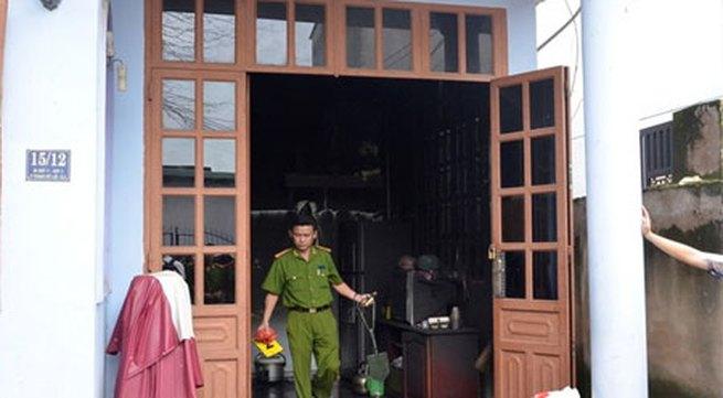 Hai bé gái chết cháy trong căn nhà khóa cửa ở Sài Gòn