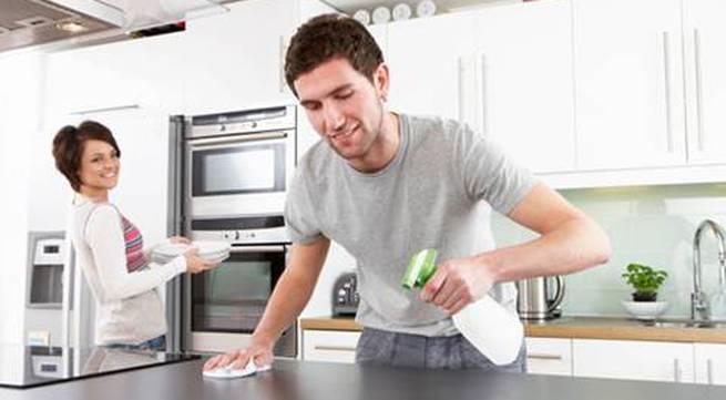 Tẩy vết bẩn bằng nguyên liệu nhà bếp