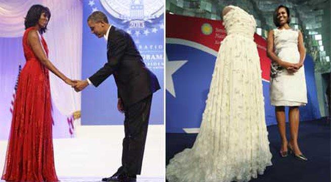 Ai trả tiền váy áo cho đệ nhất phu nhân Mỹ?