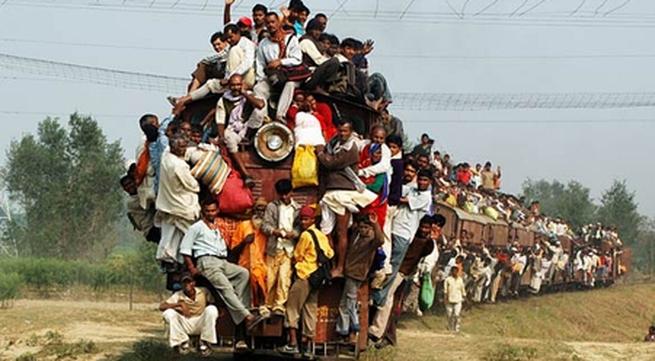 Ấn Độ: Chưa dùng luật để quản lý sự gia tăng dân số