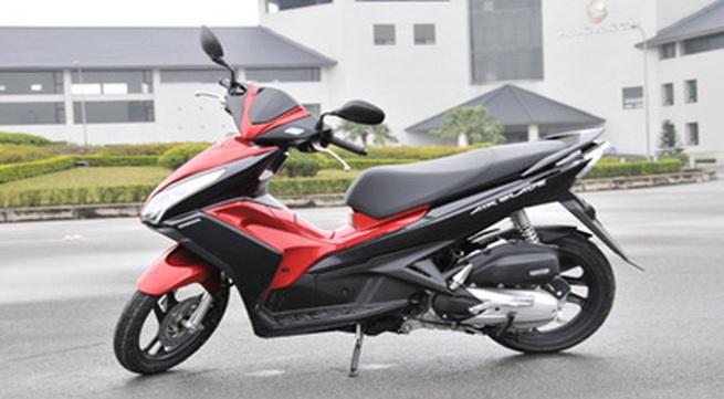 Honda Air Blade bất ngờ giảm giá