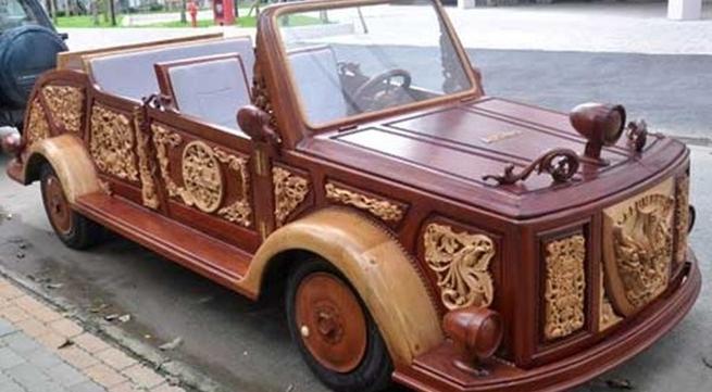 Những siêu xe Việt khiến báo nước ngoài 'choáng'