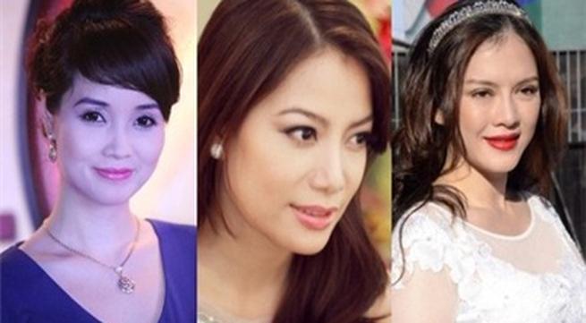 Những nữ đại gia đích thực trong showbiz Việt